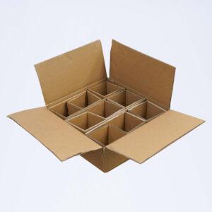 carton 9 pots